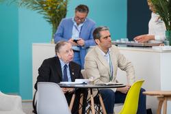 Jean Todt, presidente de la FIA en la conferencia de Smart Cities de la FIA