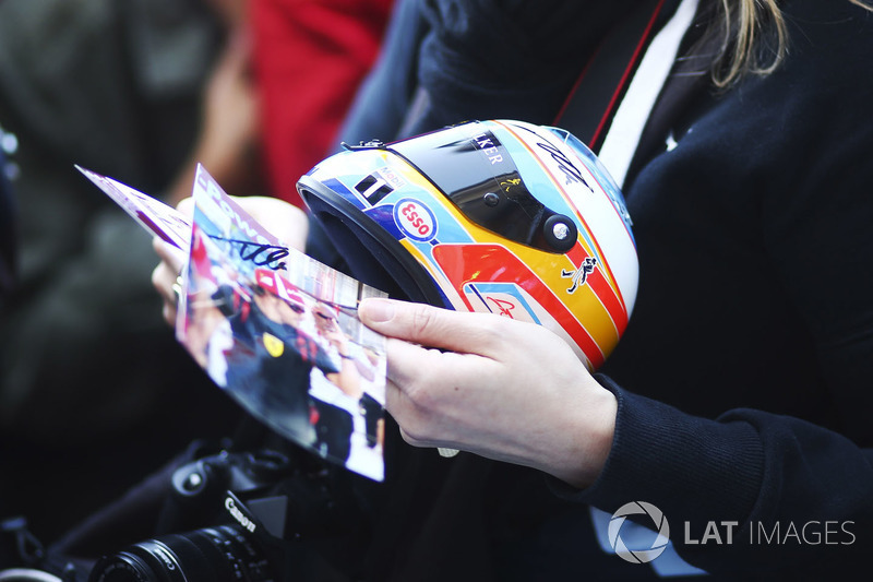 Fans de Fernando Alonso