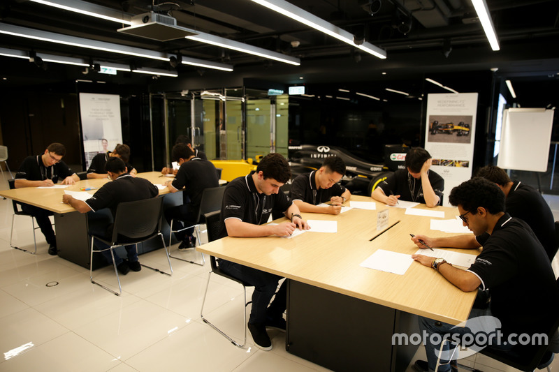 INFINITI Engineering Academy final