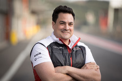 Stephen Mitas, Porsche Team Chief Race Engineer