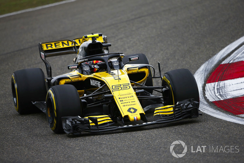 9. Carlos Sainz Jr., Renault Sport F1 Team R.S. 18