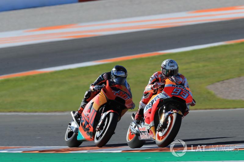 Marc Marquez, Repsol Honda Team, Kallio