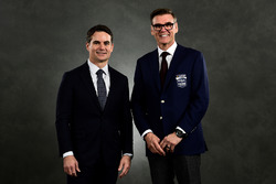 Ray Evernham mit Jeff Gordon