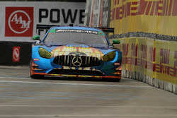 #75 SunEnergy1 Racing Mercedes AMG GT3, GTD: Kenny Habul, Bernd Schneider Art Fleischmann