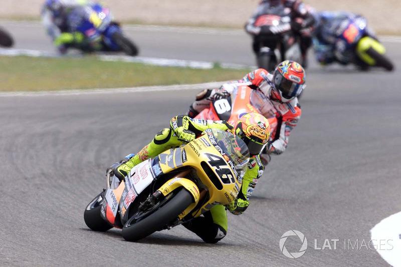 #5 GP di Spagna 2001