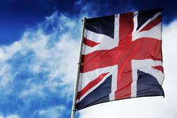 Union Jack: Flagge von Großbritannien