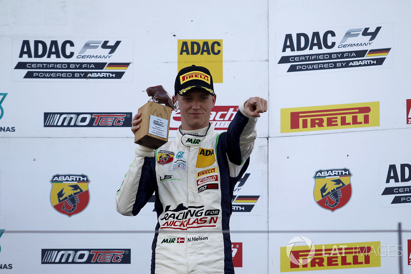 Podium: 3. Nicklas Nielsen, US Racing