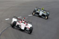 Tristan Vautier, Dale Coyne Racing Honda, Ed Carpenter, Ed Carpenter Racing Chevrolet