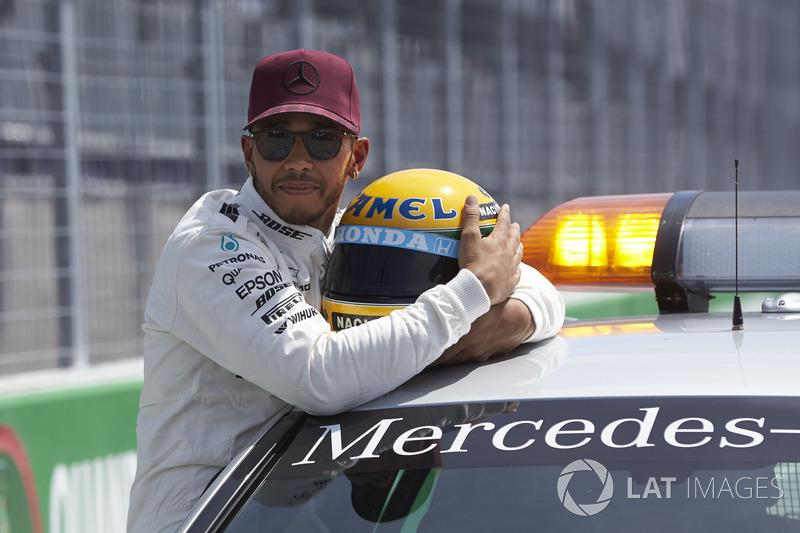 Гран Прі Канади. Володар поулу Льюіс Хемілтон, Mercedes AMG F1