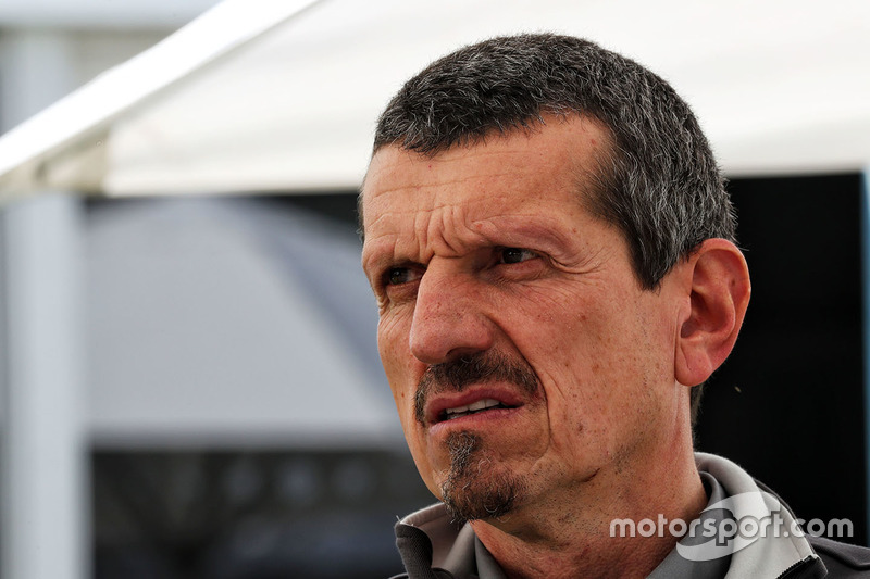 Teamchef Günther Steiner, Haas F1 Team