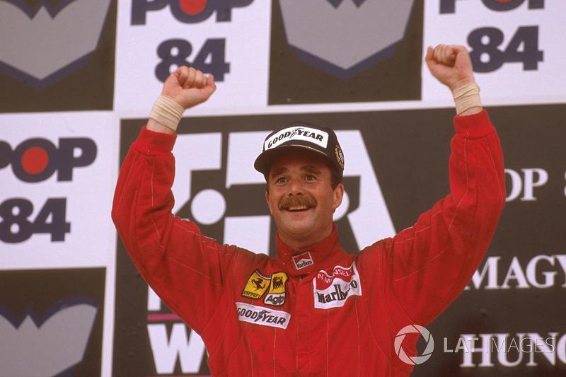 Nigel Mansell - 3 galibiyet