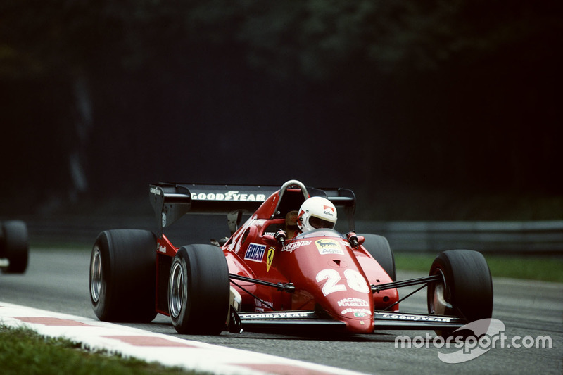 René Arnoux, Ferrari 126C3