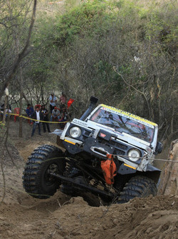 JK Tyre Xtreme 4Play in action