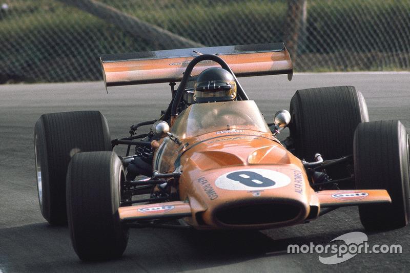 1971: McLaren-Alfa Romeo M14D
