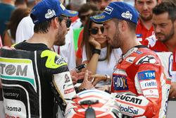 Cal Crutchlow, Team LCR Honda, Andrea Dovizioso, Ducati Team