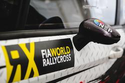 Logo: FIA World Rallycross