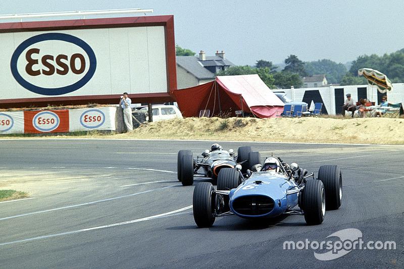 Guy Ligier, Cooper T81 Maserati
