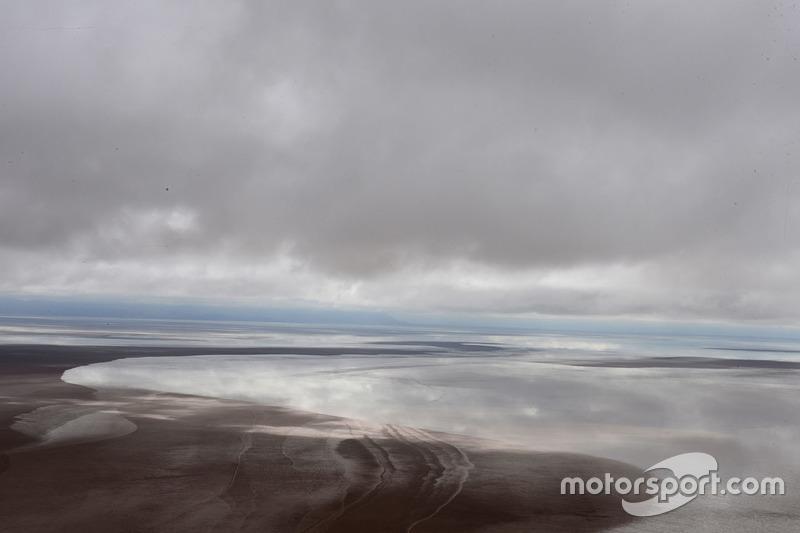 Le paysage en Bolivie