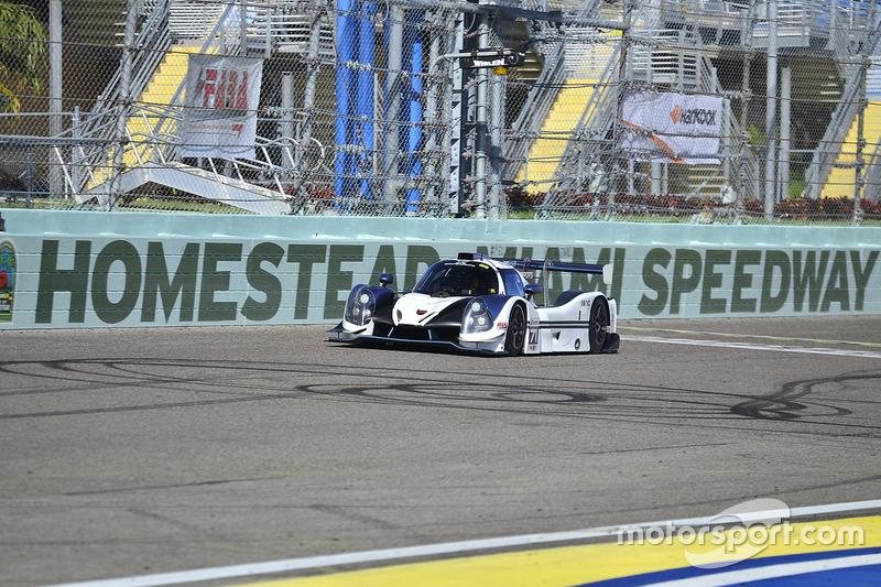 #71 FP1 Ligier LMP3 driven by JC Perez, Danny Von Dongen, & Lonnie Pechnik of P1 Motorsports