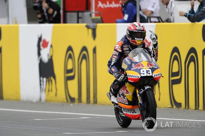 Sieg für Marc Marquez