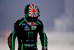 Johann Zarco, Monster Yamaha Tech 3 after his crash