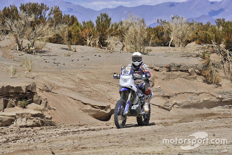 #137 Yamaha: Olivier Hembert