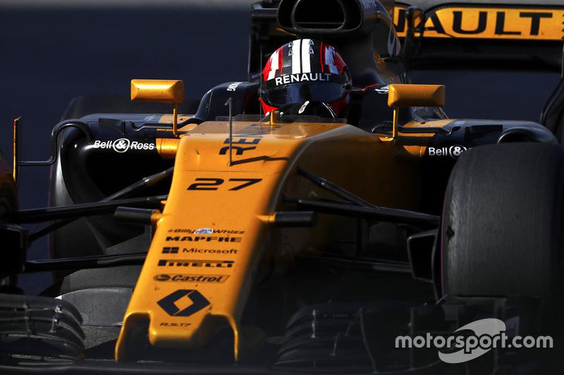 8. Нико Хюлькенберг, Renault