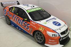 Aaren Russell, Taz Douglas, Lucas Dumbrell Motorsport Holden
