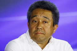 Masashi Yamamoto, Honda