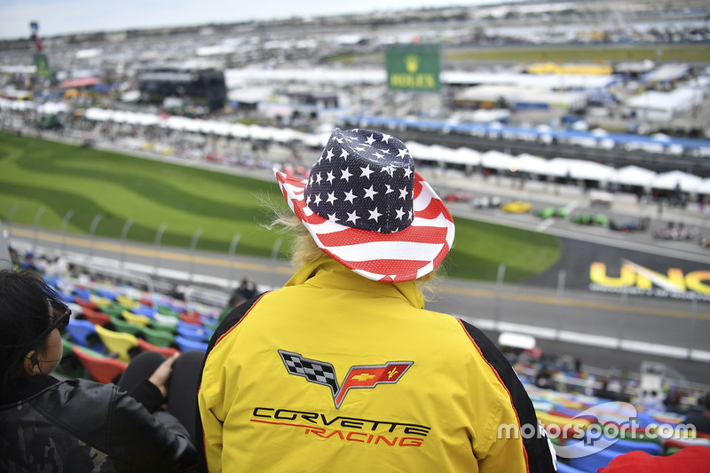 Corvette Racing fan