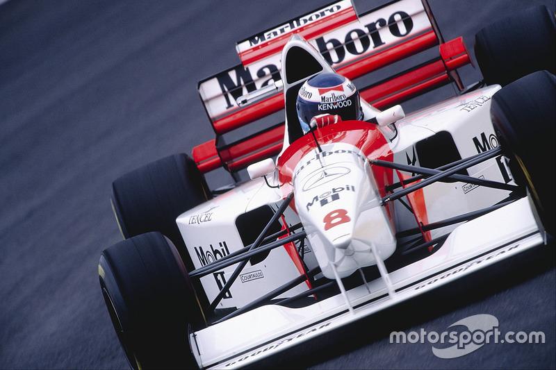 Mika Hakkinen, McLaren MP4/10 (1995)