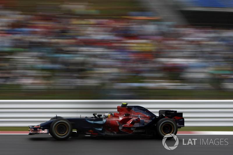 2007: Toro Rosso STR02