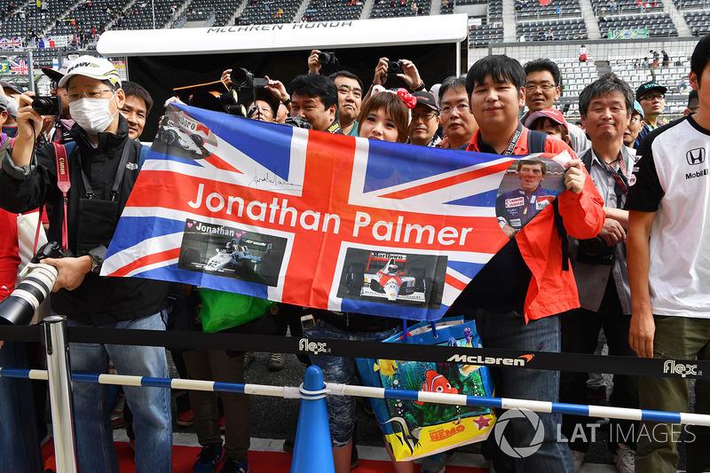 Fans de Jolyon Palmer, Renault Sport F1 Team