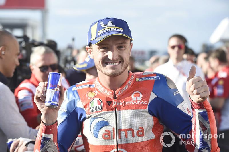 Третє місце у кваліфікації Джек Міллер, Pramac Racing