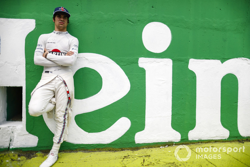 Lance Stroll, Racing Point Force India