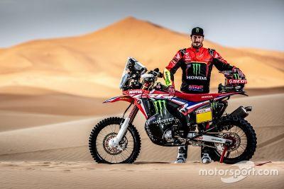 Présentation Monster Energy Honda Team