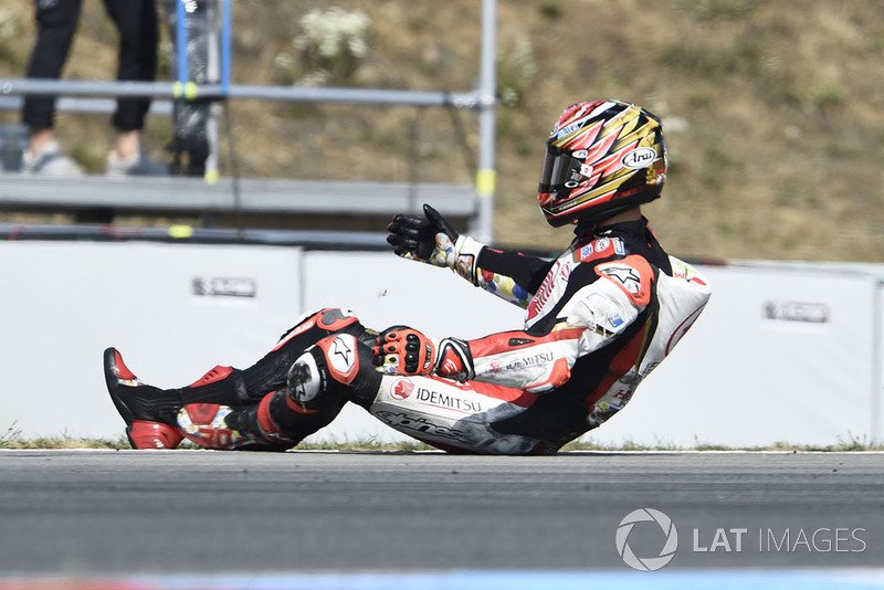 MotoGP Ceko: Takaaki Nakagami, Team LCR Honda