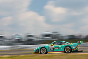 #600 Kremer Racing, Porsche 911 K3: Eberhard Baunach, Wolfgang Kaufmann