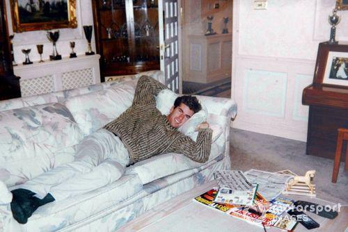 Гонщики у себя дома 1996