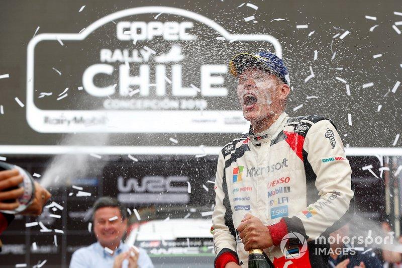 Rally van Chili