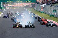 Tussenrapporten F1 2019