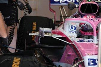 Racing Point RP19 bodywork detail