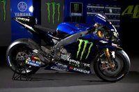 Peluncuran Yamaha MotoGP