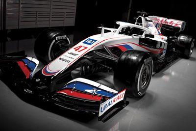 Haas F1 Team launch