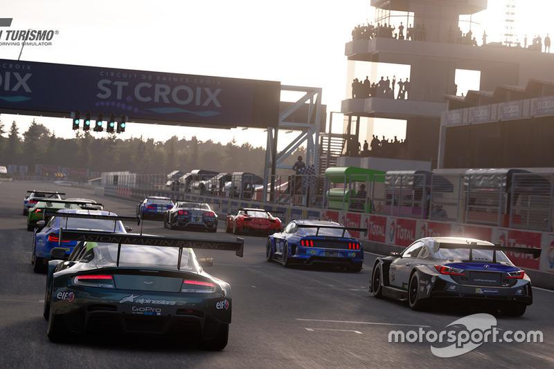 Трасса Circuit de Sainte-Croix