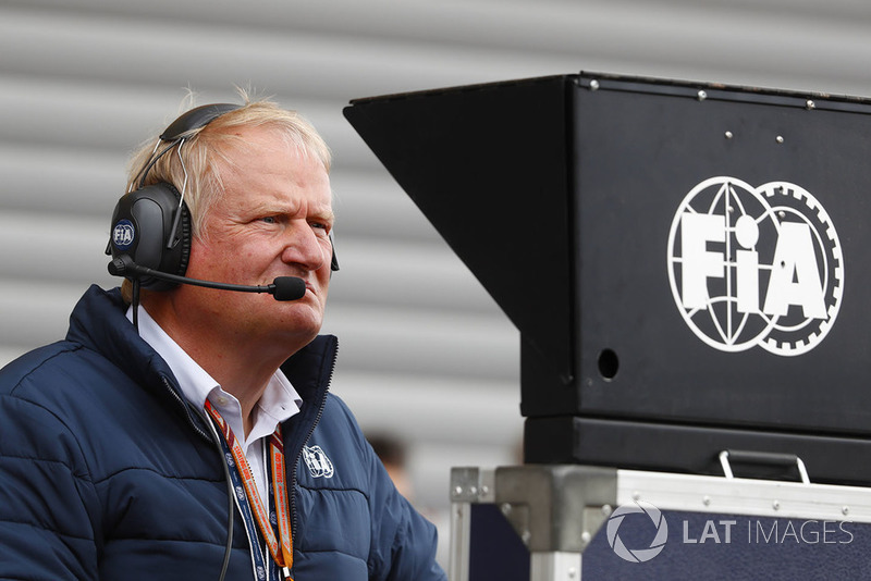 Jo Bauer, FIA