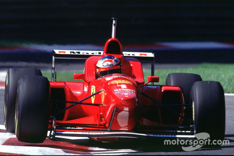 22勝目:1996年イタリアGP