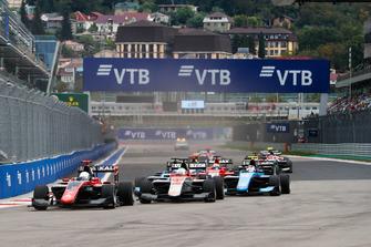 Nikita Mazepin, ART Grand Prix, Leonardo Pulcini, Campos Racing