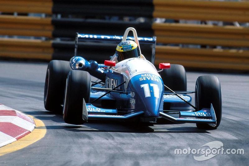 1993: Ralf Schumacher llega a la Fórmula 3