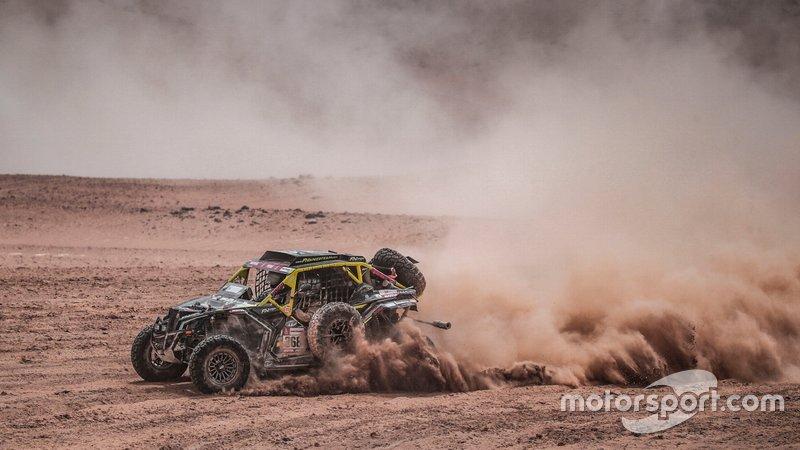 #368 FN Speed Team Can-Am: Хоан Фонт, Хуан Феліш Браво Агілар